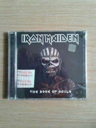 CD IRON MAIDEN - The Book Of Souls
