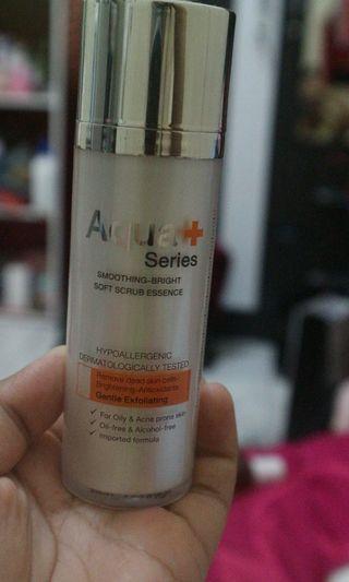 Aqua+ Series Scrub Essence