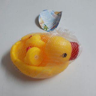 黃色小鴨水上玩具