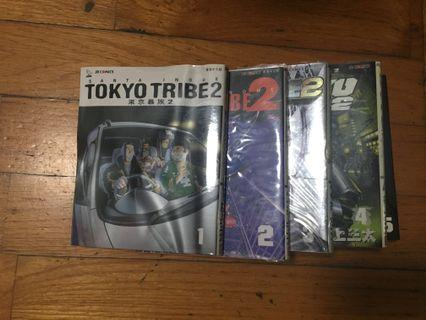 Tokyo Tribe2 漫畫 第1-5集