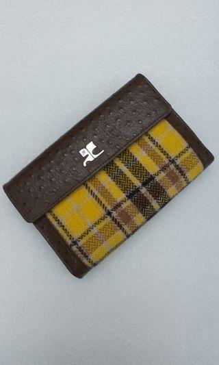 Courreges wallet 女裝銀包