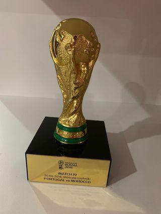 🚚 FIFA WORLD CUP 2018 trophy