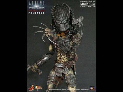 Hot Toys MMS 66 AVP:R - Wolf Predator (Cleaner Kit Version) not Alien marvel endgame