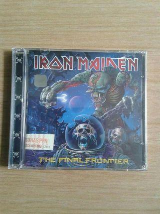 CD IRON MAIDEN - The Final Frontier