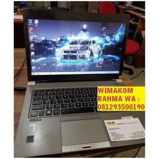 Laptop TIPIS Toshiba Z30 Core I7 Haswel Ram 8gb SSD 256 Second 13""