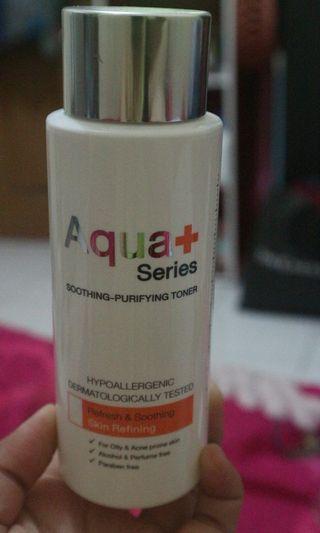 Aqua+ Toner