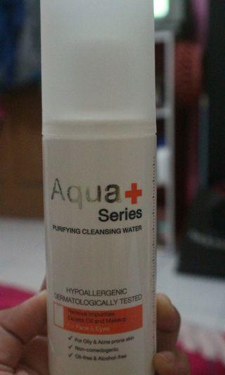 Aqua+ Cleansing Water