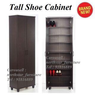 Tall Shoe Cabinet Shoe Rack