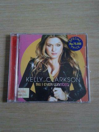 CD KELLY CLARKSON - All I Ever Wanted