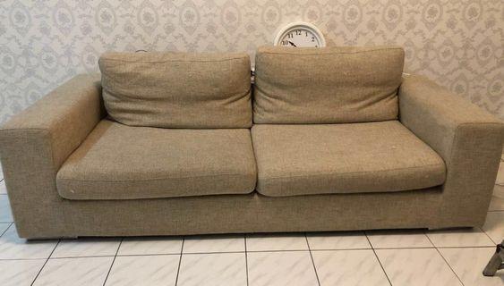 8 feet Heavy and goog quality Sofa