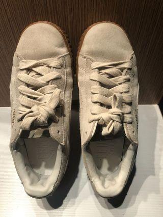 Puma x Rihanna Creeper Suede Sneakers