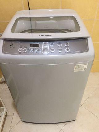 Samsung washing machine & Electrolux dryer