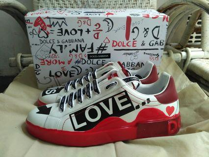 Brandnew D&G mens Sneakers (Limited Edition)