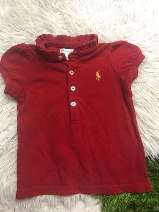 Preloved - Ralph Lauren Polo Shirt