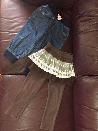2-3歲長褲
