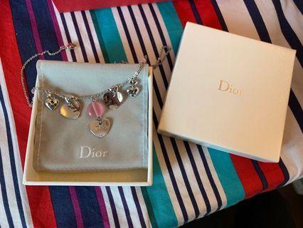 Dior necklace 頸鏈