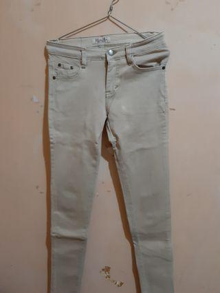 #bapau preloved Celana jeans