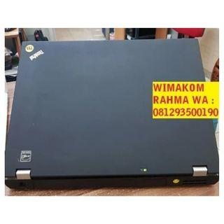 Murah Laptop GAMING SECOND ThinkPad T420 Core I7 4gb HDD 500 VGA 1GB