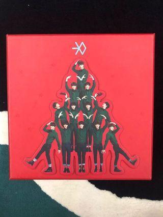 EXO - Miracles in December (Mandarin)