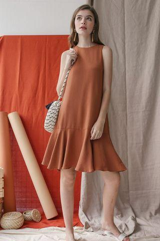 TTR Jayne Drop Hem Dress