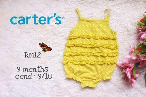 Ruffle romper / jumper