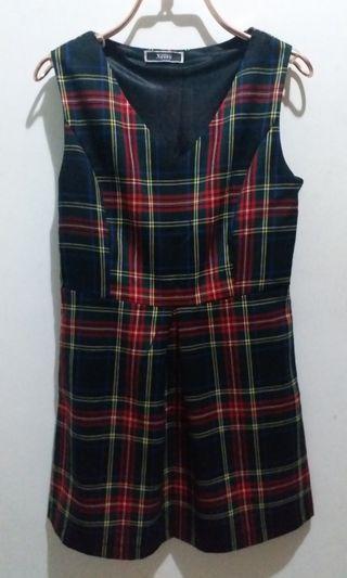 日本 Japan 格仔短裙 skirt