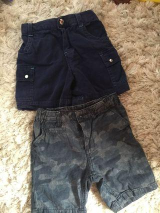 2 pants + FOC one beach shirt