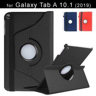 Tab A 10.1 (2019) Rotating Pouch Flip Stand Case Cover