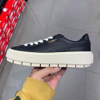 [PEACEWORLDWIDEGOODS] Puma basket platform  trace kr Wns 預購❗️❗️❗️