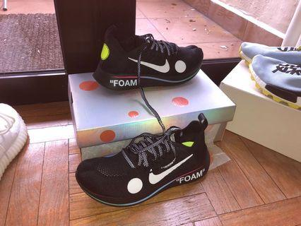 Off white zoom fly mercurial