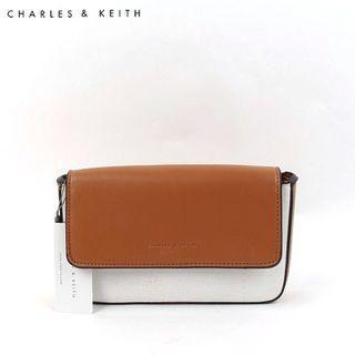 SAG6012 Khaki Charles & Keith Waist Pouch