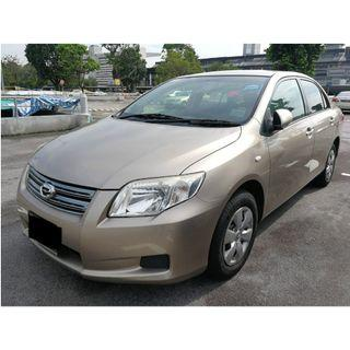 Toyota Axio for PHV DRIVER