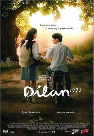 DVD original dilan 1990