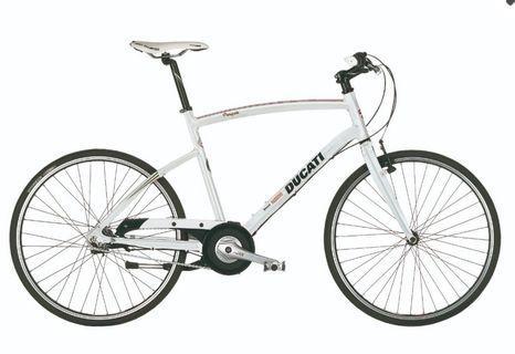 Rare Ducati Bianchi Urban Commuter Bicycle