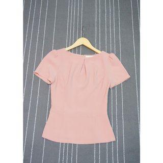 BYSI Blushed Top (NEW without TAG)