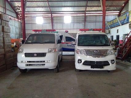 Jualnya Ambulance Suzuki Apv