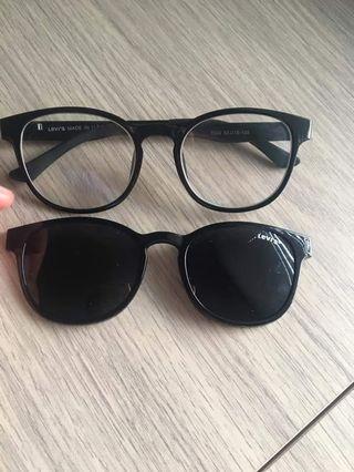kacamata minus levis