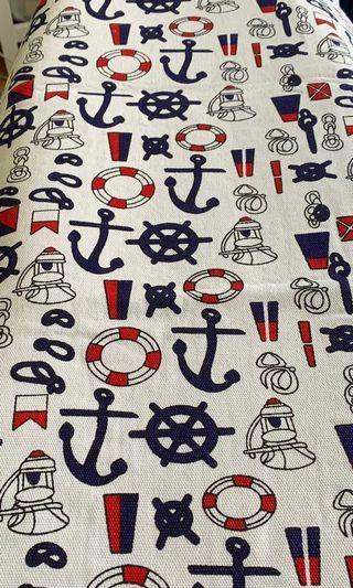 Marine Tools Print Ironing Board Cover