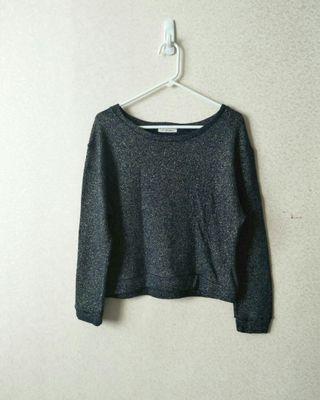 Grey Sweater #BAPAO