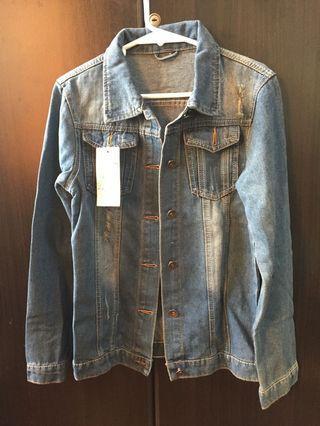 Korean Denim Jacket Medium