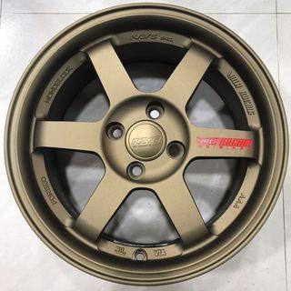"15"" bronze wheels 4x100"