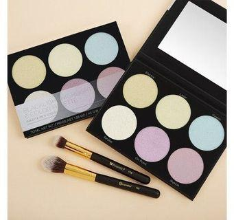 🌼SALE🌼BH Cosmetics Blacklight Highlighter Palette