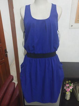#Bapau Navy dress