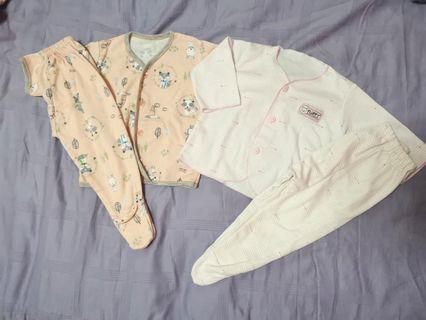 🚚 Newborn pyjamas