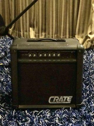 CRATE GX 15R Electric Guitar Amplifier