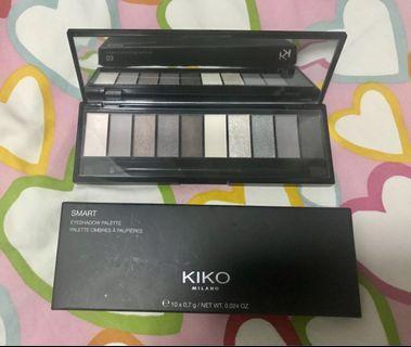 Kiko Milano Eyeshadow Pallete
