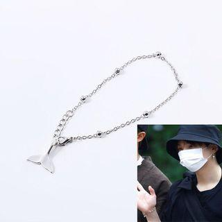 Suga Inspired Unofficial Dolphin Bracelet