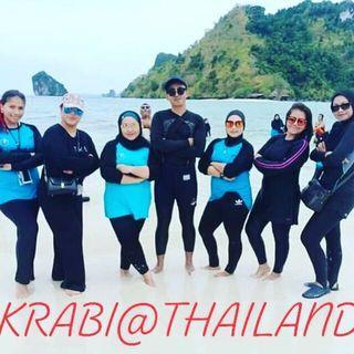 trip to krabi