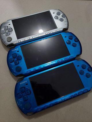 PSP 3000 / 3部