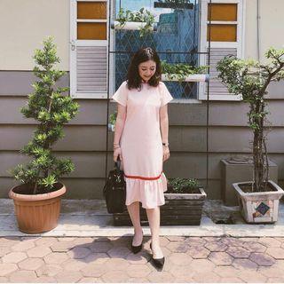 Amygo Cheongsam Pink